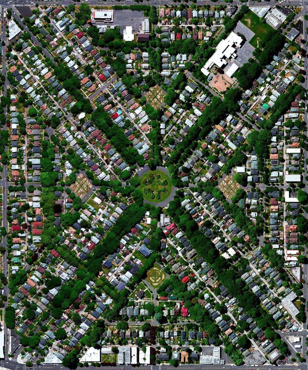 DailyOverview, la Terre vu par satellite