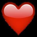 Heavy Black Heart