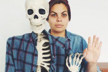 OmgLiterallyDead, la vie banale de Skellie le squelette