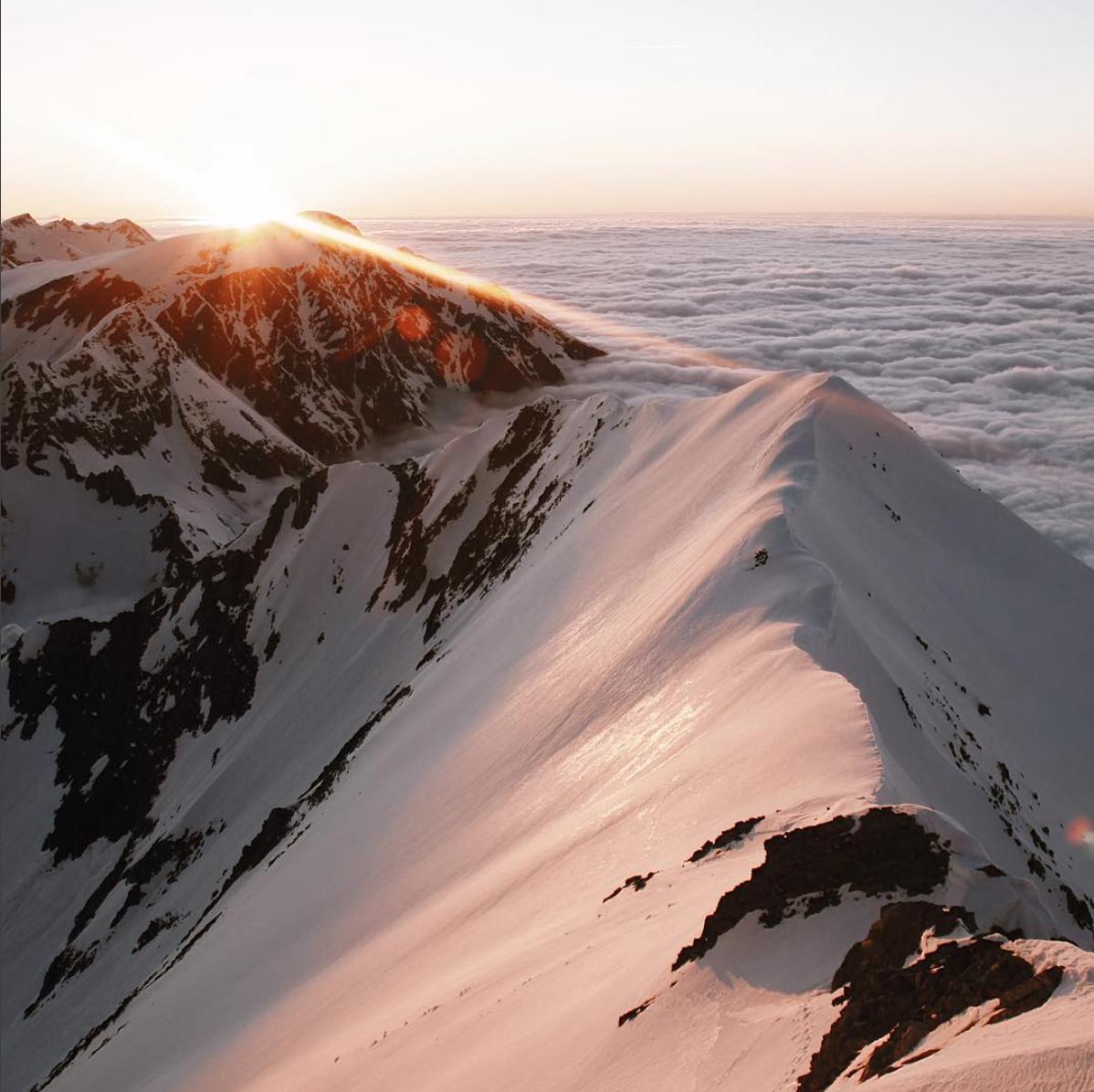 PVignaux, la beauté des montagnes