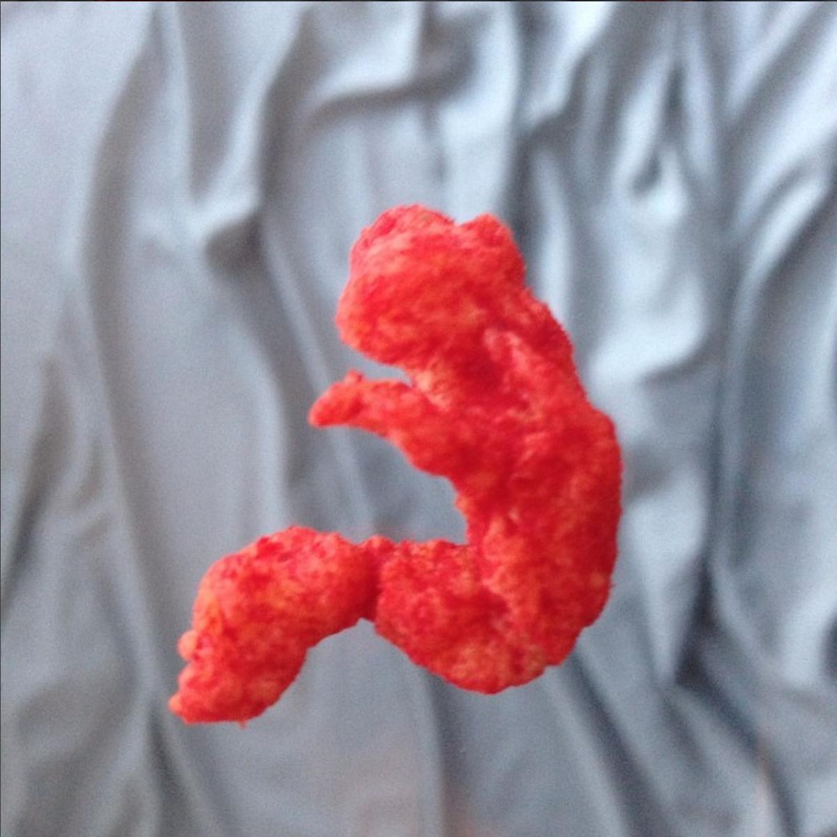 CheeseCurlsOfInstagram, quand les chips rappellent des objets réalistes
