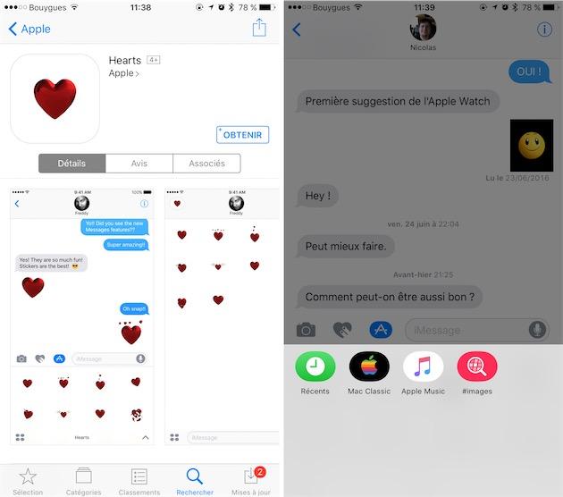 Packs emojis - Influenth