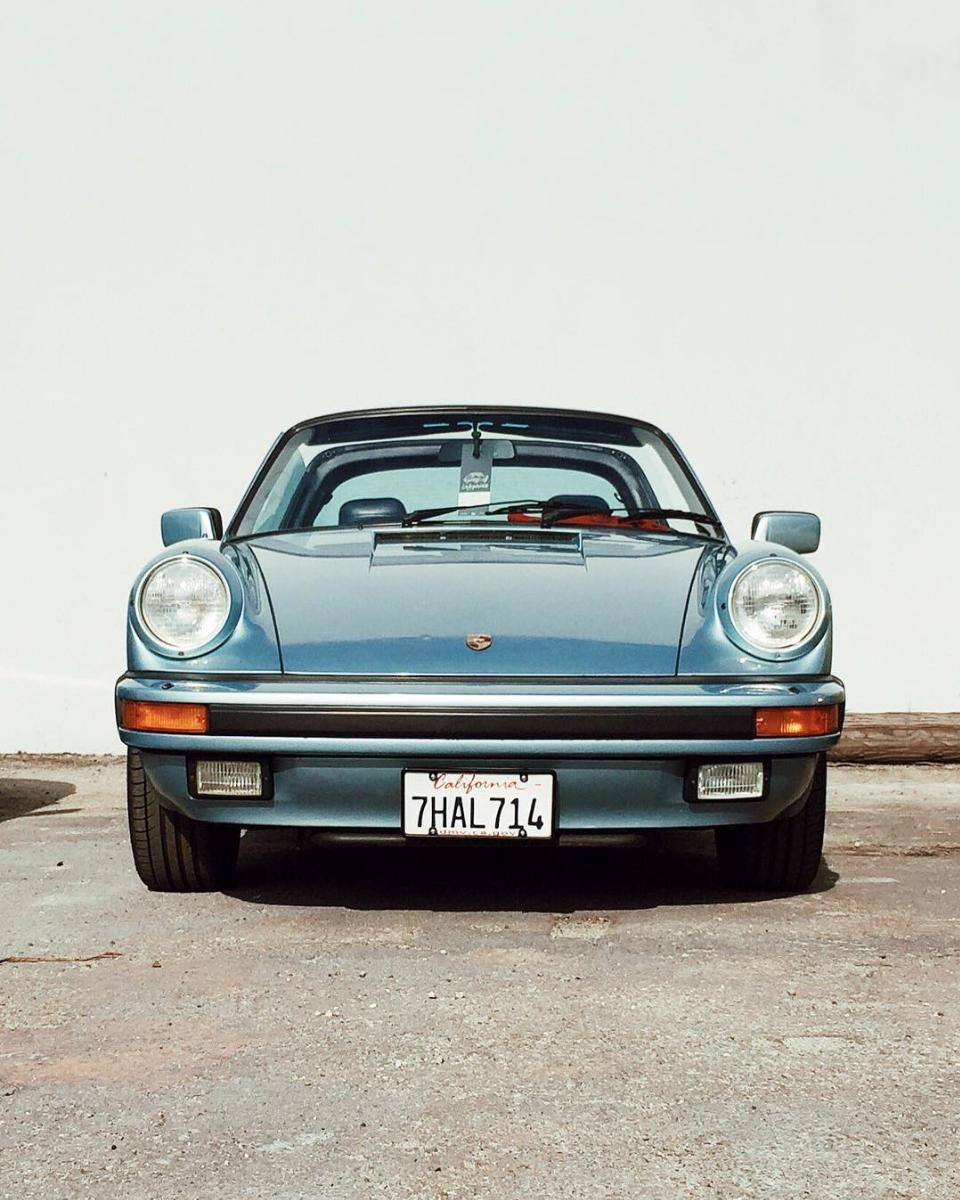 CapturingTheMachine, les voitures comme modèles photo