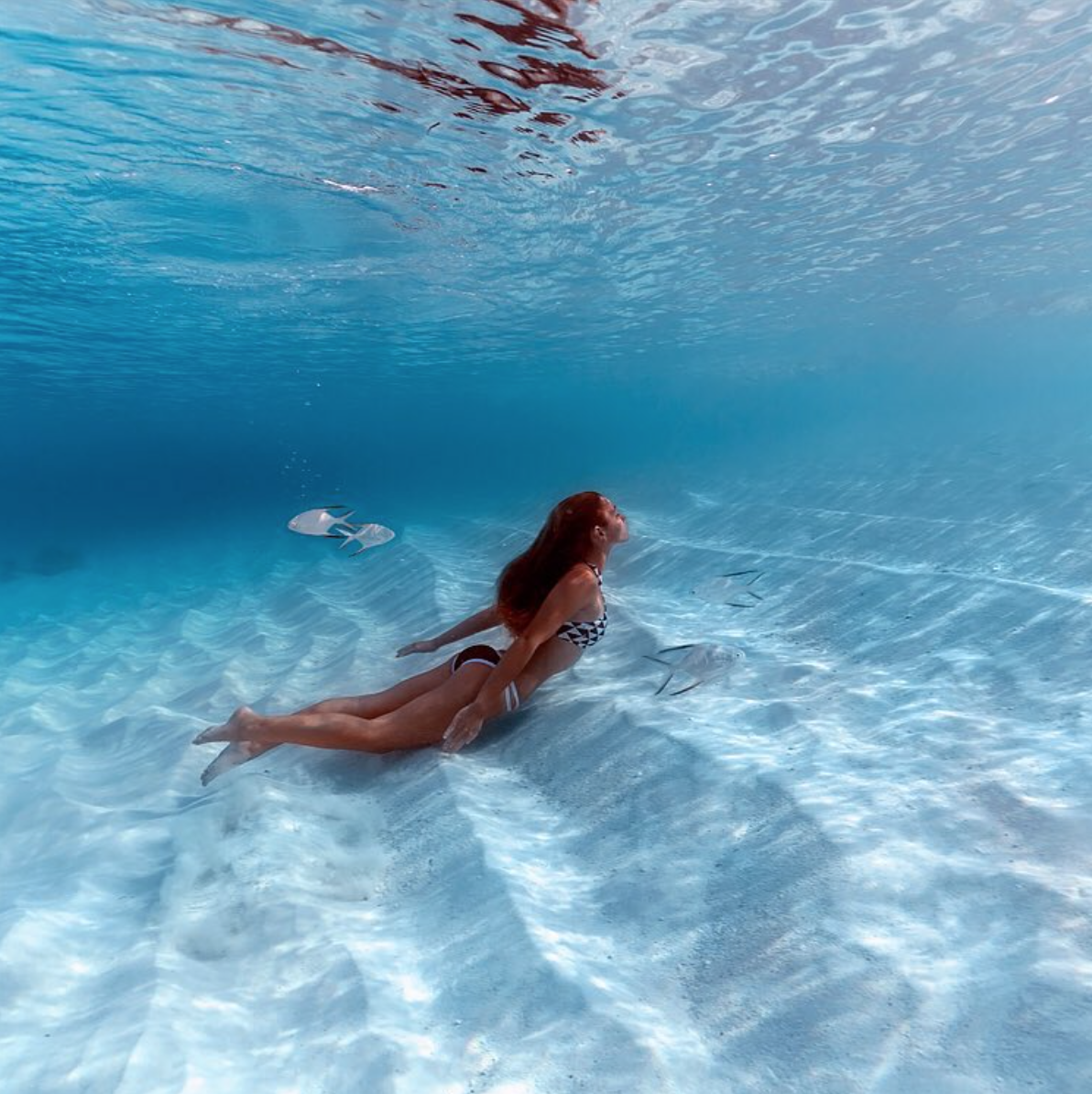 ElenaKalis, les photos sous l'eau