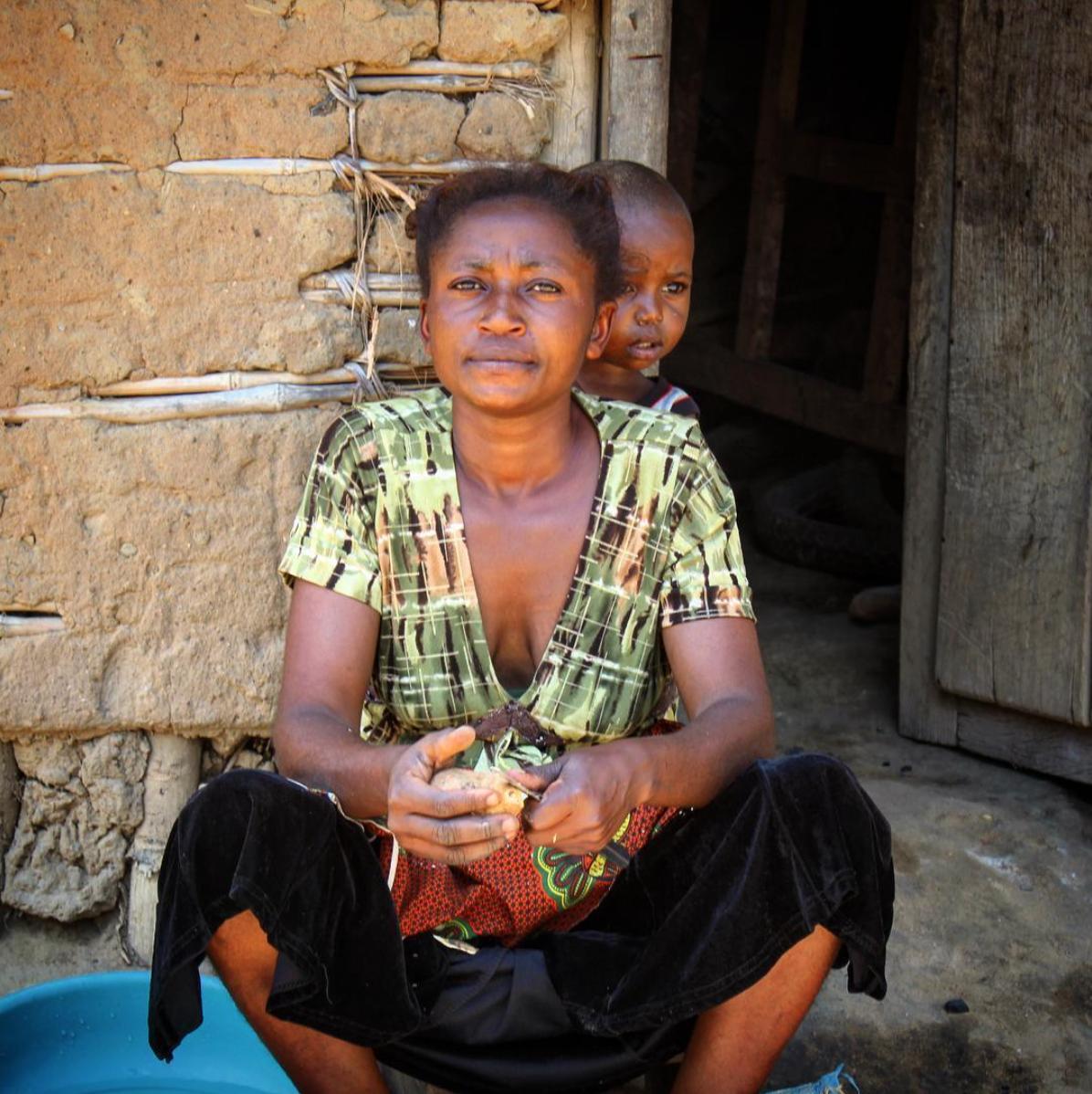 LeyUwera1, la beauté du Congo