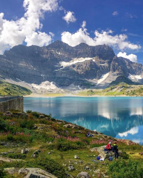 Switzerland.Vacations, tentés par des vacances en Suisse ?