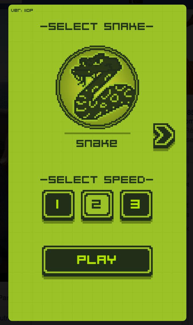 Snake Facebook Messenger