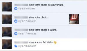 Hello Facebook