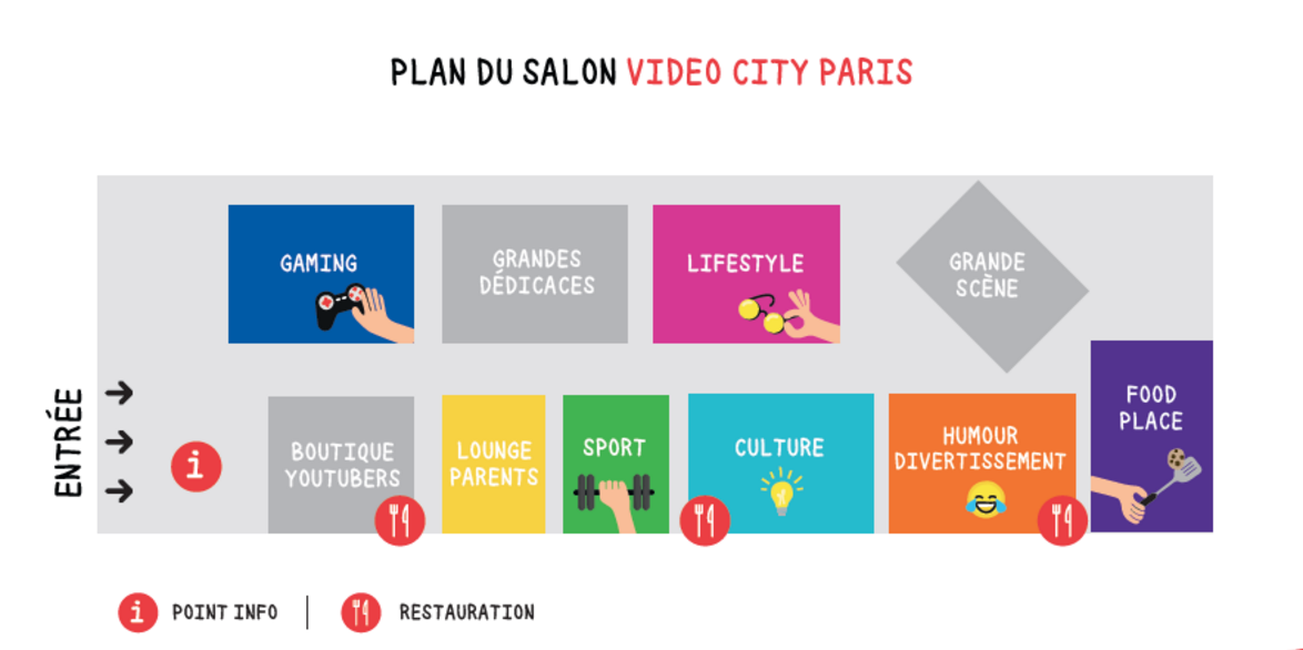 video city Paris