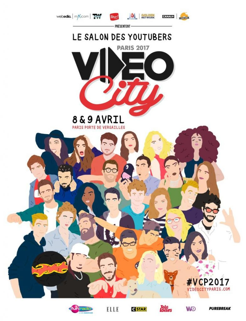 Video City Paris 2017