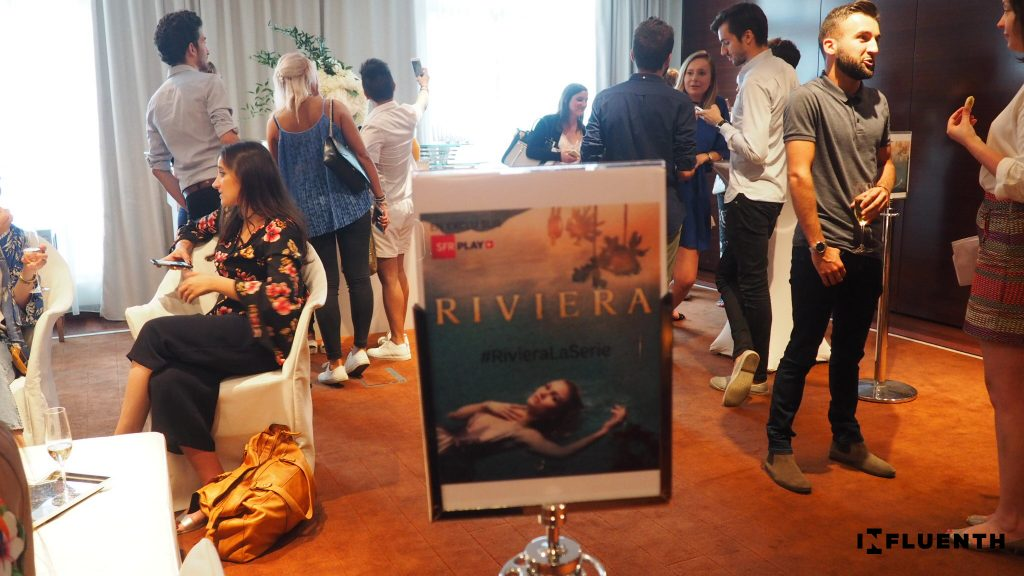 Soirée Série Riviera