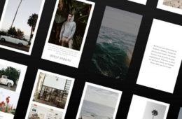 Customiser sur Instagram Stories