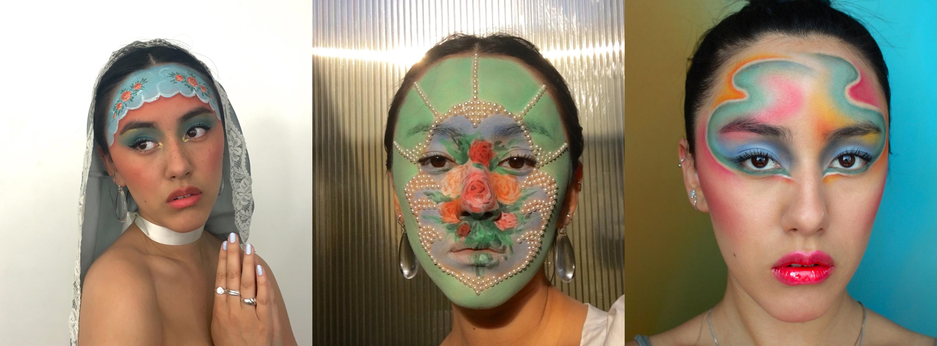 Ana Takahashi : l'instagrameuse qui fait de son visage une oeuvre d'art