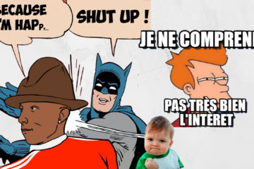 LOL, la nouvelle banque à mèmes de Facebook