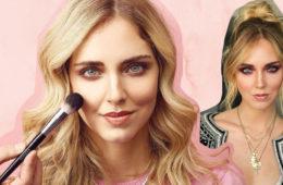 La blogueuse mode Chiara Ferragni serait sur le point de lancer sa propre ligne de make-up