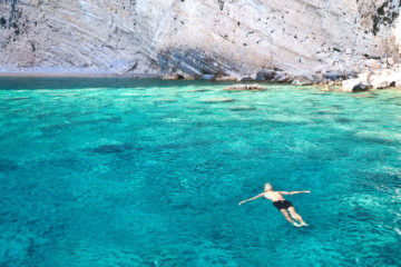 Une photo de vacances Instagram réussie