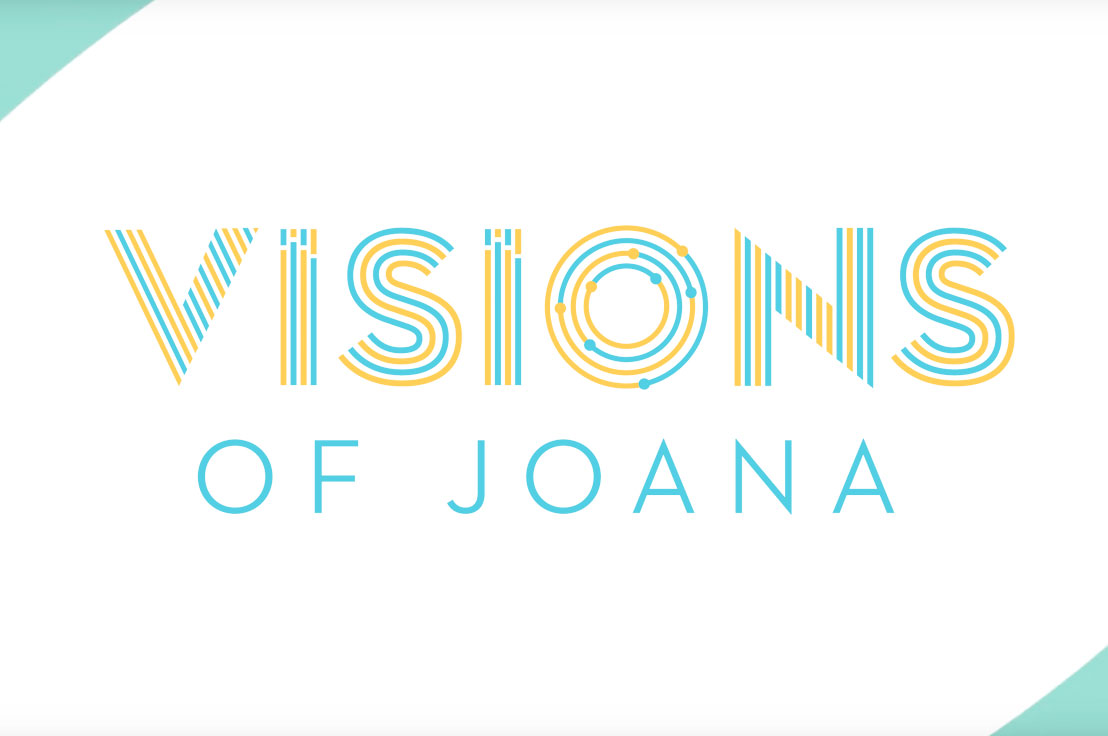 Logo Visions of Joana