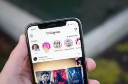Instagram fil d'actualité