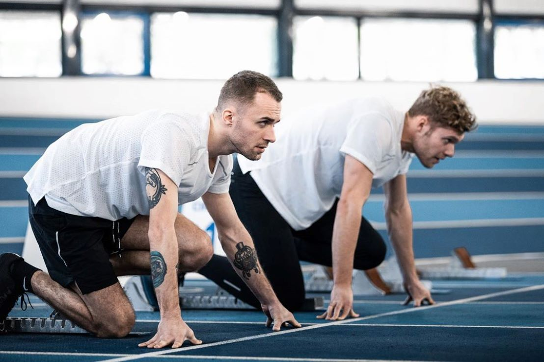 Squeezie se met au décathlon grâce à son partenariat avec Nike