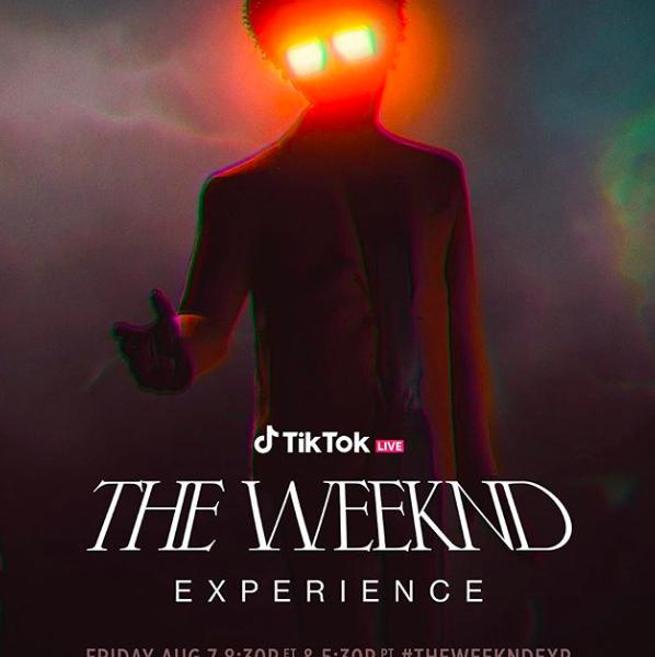 The Weeknd TikTok