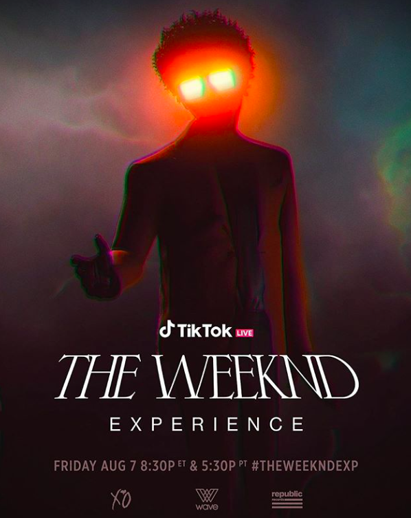 The Weeknd TikTok